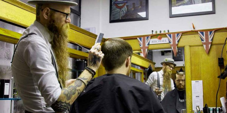Hair Salon for Men: Know What You Want